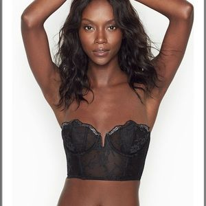 Victoria Secret NWB Dream Angel Scallop Lace Bra